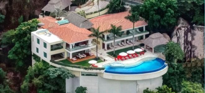 Cine privado las casas aca for Villa casa mansion la cima acapulco
